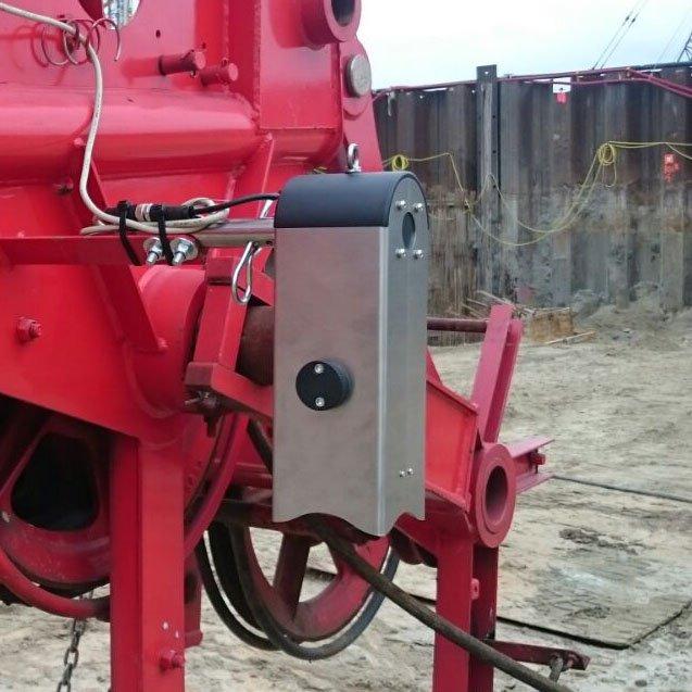 mounted falconiq camera system