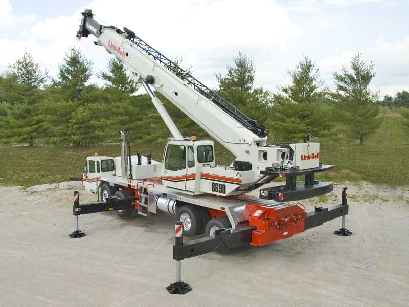 link-belt-crane-parts