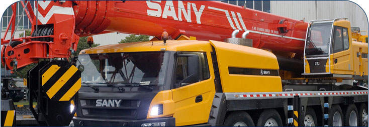 Parts Supply - Sany crane parts - Parts Supply Worldwide
